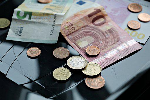 Money, Euro, Coin, Finance, Currency, Europe, Business