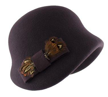Hat Womens, Hat Filcowy, Hat Retro, Hat Vintage