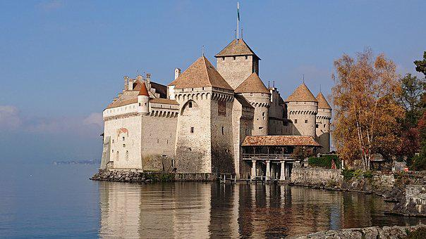 Castle, Fortress, Medieval, The Story, Tower, History