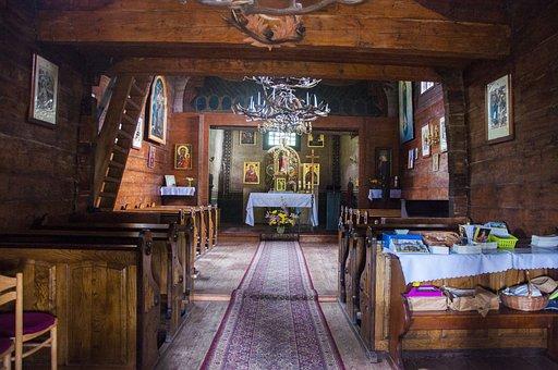 Orthodox Church, Bieszczady, Religion, Monument, Cross