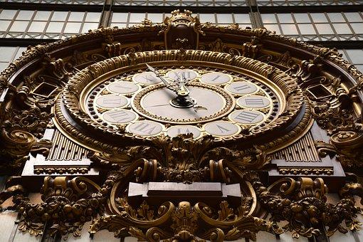 Hour S, Orsay, Paris, France, Museum, Time, Show
