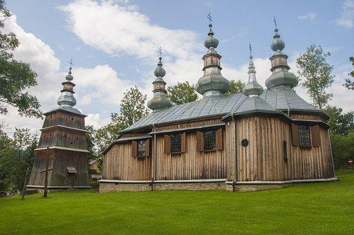 Bieszczady, Orthodox Church, Faith, Poland, Monument