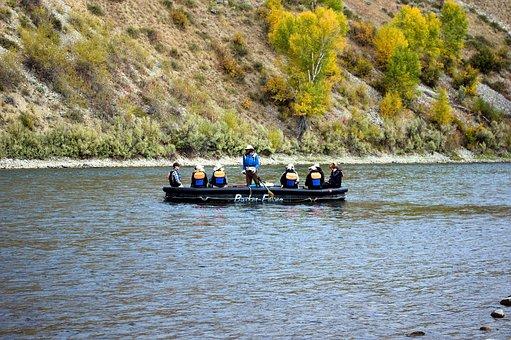 Snake River Rafting, Rafting, Raft, Snake, River, Grand