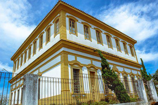 Public Library Sabará, Sabará, Minas, Colonial Brazil