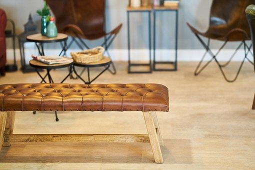 Armchair, Furniture, Skin, Brown, Cafe, Salon, Room