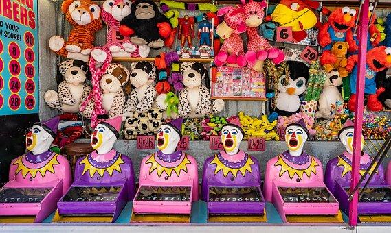 Fair, Country Show, Side Show, Clowns, Stall, Byron Bay