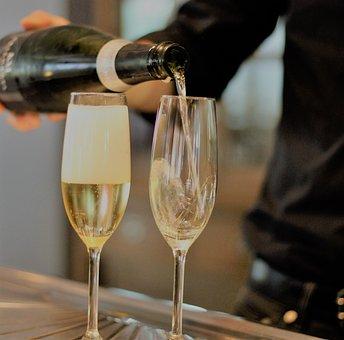 Flûte, Champagne, Cava, Flute, Celebration, Toast