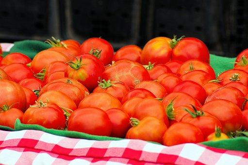 Jackson Hole Market Tomatoes, Tomatoes, Vegetables
