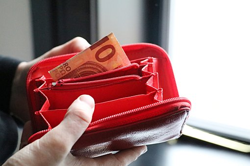 Wallet, Euro, Money, Payment, Savings, Business