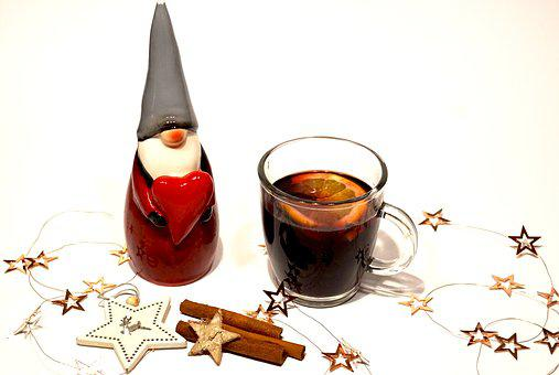 Mulled Claret, Christmas, Winter, Contemplative, Spice
