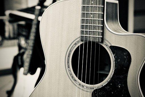 Guitar, Music, Tool, Guitarist, Acoustic, Band, Concert