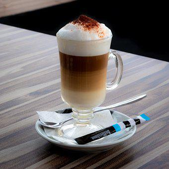 Cappuccino, Coffee, Cafe, Hot, Caffeine, Cup, Beverages