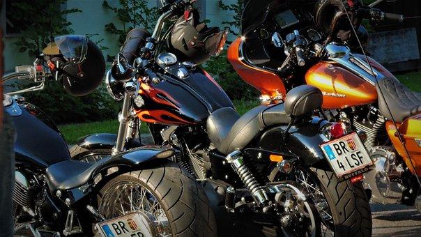 Harley, Davidson, Bike