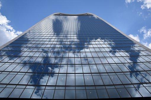 Skyscraper, Building, High Rise Building, London
