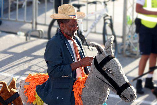 Rider, Costume, Masquerade, Carnival