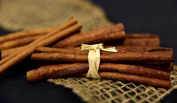 Cinnamon, Cinnamon Sticks, Spice, Christmas, Fragrance
