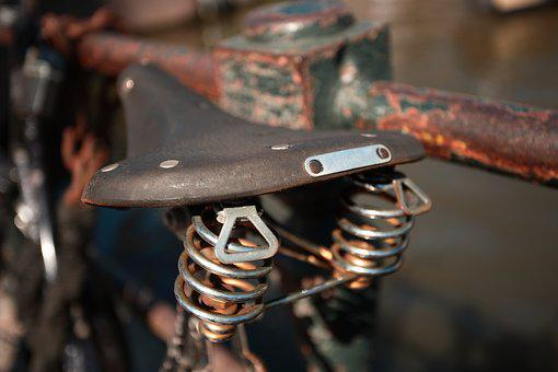 Bike, Saddle, Cycling, Cycle, Bicycle, Suspension
