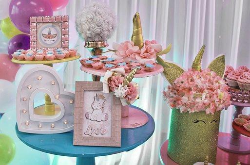 Decoration, Tables, Pony, Ornaments, Details, Photo