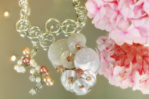 Jewellery, Silver, Pearl, Jewelry, Ornament, Gem