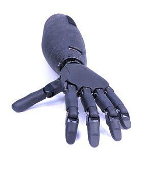 Hand Prosthesis, Humanoid, Hand, Science, Innovation
