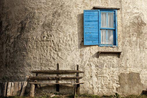 Window, Wall, Home, Architecture, Old, Ruin, Rustic