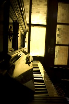 Piano, Music, Instrument, Sound, Keyboard