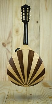 Mandolin, Acoustic, Musical, Classic, Bluegrass