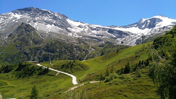Alpine, Austria, Landscape, Panorama, Vacations