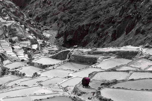 Chola, Peru, Latin America, Maras, Salinas, Traditional