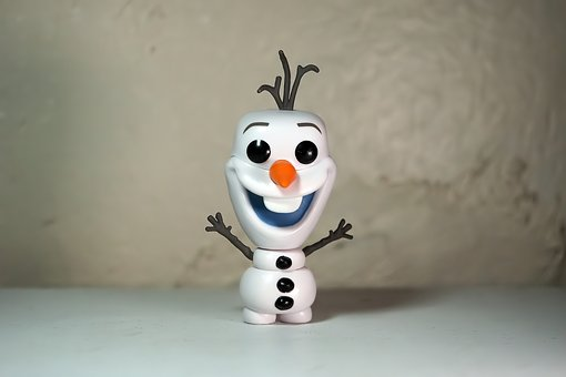 Snow, Man, Male, Olaf, Disney, Film, Television