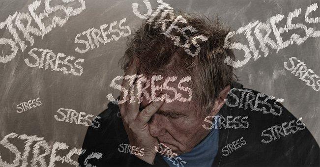Stress, Burnout, Man, Person, Dates, Baiting