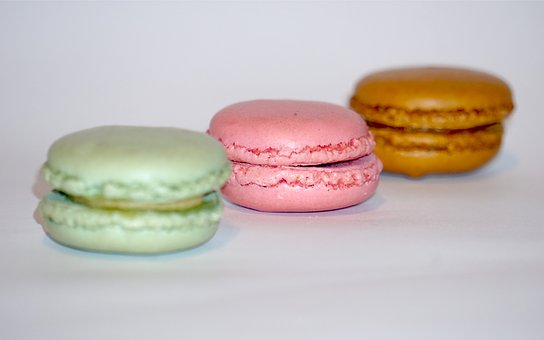 Macaron, Dessert, Sweet, Candy, Tasty, Confectionery