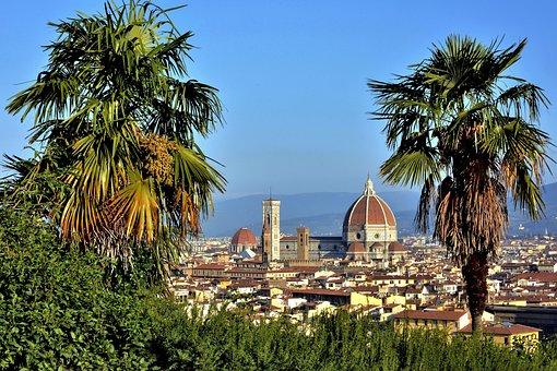 Florence, City, Italy, Architecture, Tourism, Landscape