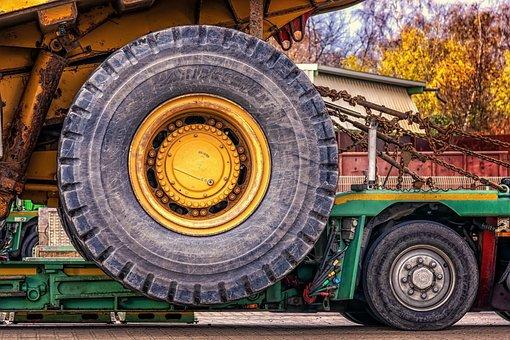 Transport, Heavy Duty, Truck, Commercial Vehicle