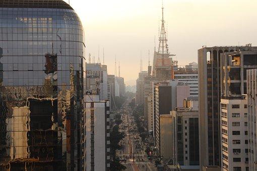 São Paulo, Bet Shemesh, City, Buildings, Urban, Modern