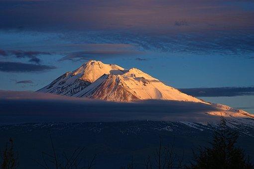 Mount Shasta, California, Northern California, Mountain