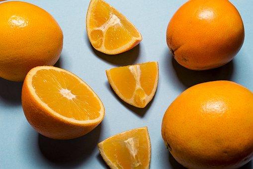 Orange, Citrus Fruit, Fruits, Natural, Fresh, Nutrition