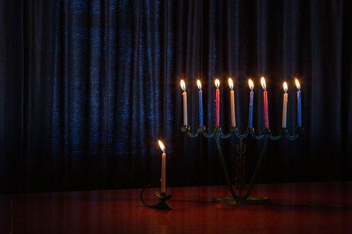Hannukah, Chanukah, Hanukkah, Menorah, Judaism, Jewish