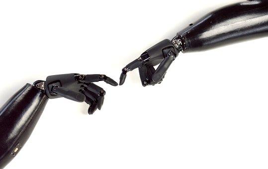 Hand Prosthesis, Humanoid, Science, Innovation, Future
