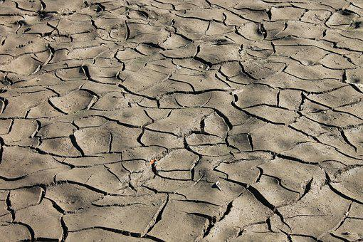 Earth, Drought, Dry, Desert, Nature, Texture, Cracks