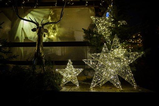 Christmas, Nicholas, Advent, Light, Lighting