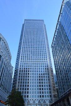 Skyscraper, Building, High Rise Building, High, Modern