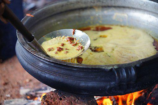 Street Food, India, Tradition, Restaurant, Asia