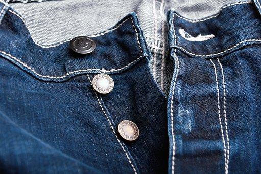 Jeans, Blue, Textiles, Clothing, Trend, Men's, Pants