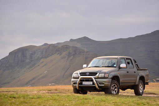 Toyota, Suv, Car, Vehicle, Automotive, Transportation