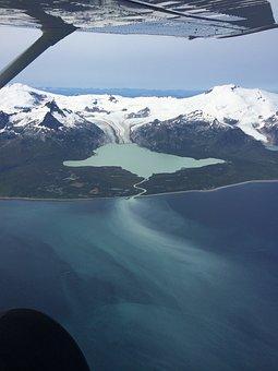 Alaska, Flight, Scenic, Nature, Usa, Wild, Wings