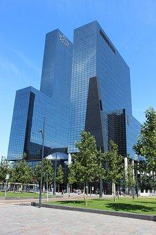 Architecture, At Home, Skyscraper, The Façade Of The