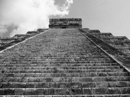 Mexico, Aztec, Landmark