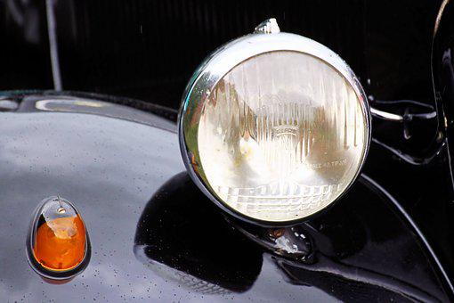 Citroen 11cv, Oldtimer, Classic, France, Citroen