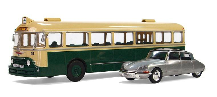 Buses, Citroen Ds 21, Model Cars, Collect, Leisure